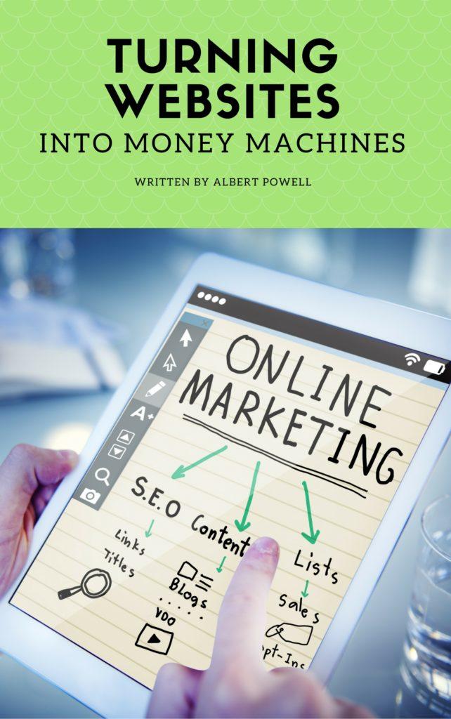 Website Money Machine Book Cover 2